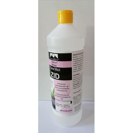 Дезинфектант за ръце Zid 1 литър