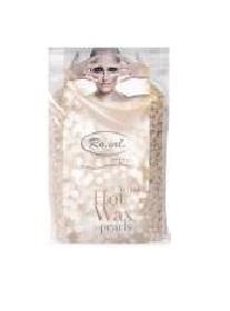 Топла пластична кола маска на гранули Бял шоколад с перли 800 гр